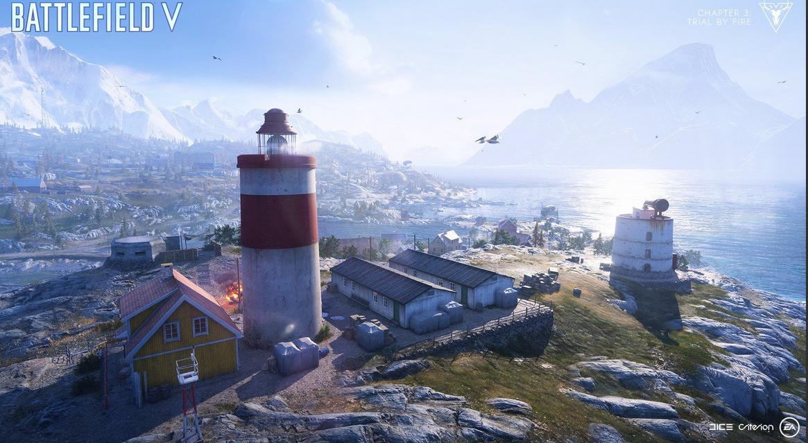 Battlefield 5 firestorm release time