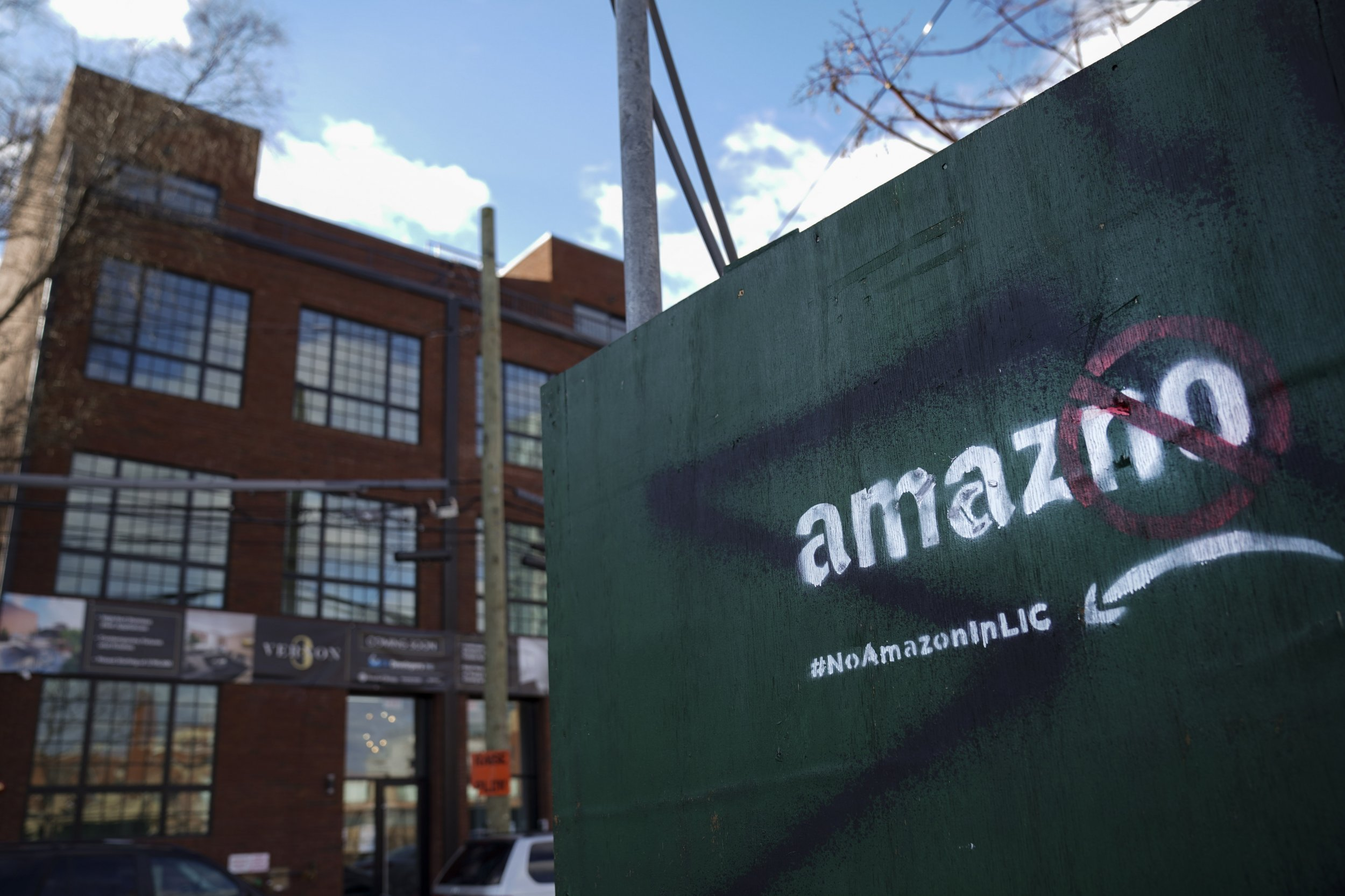 gentrification amazon