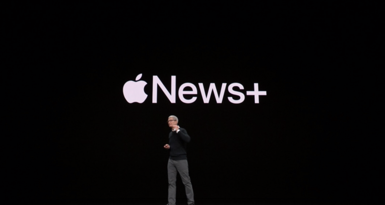 apple news plus magazine subscription apple march 25 event new subscription service live blog
