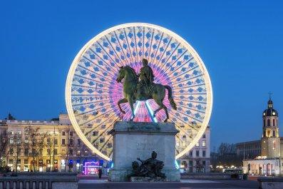 Lyon France budget travel