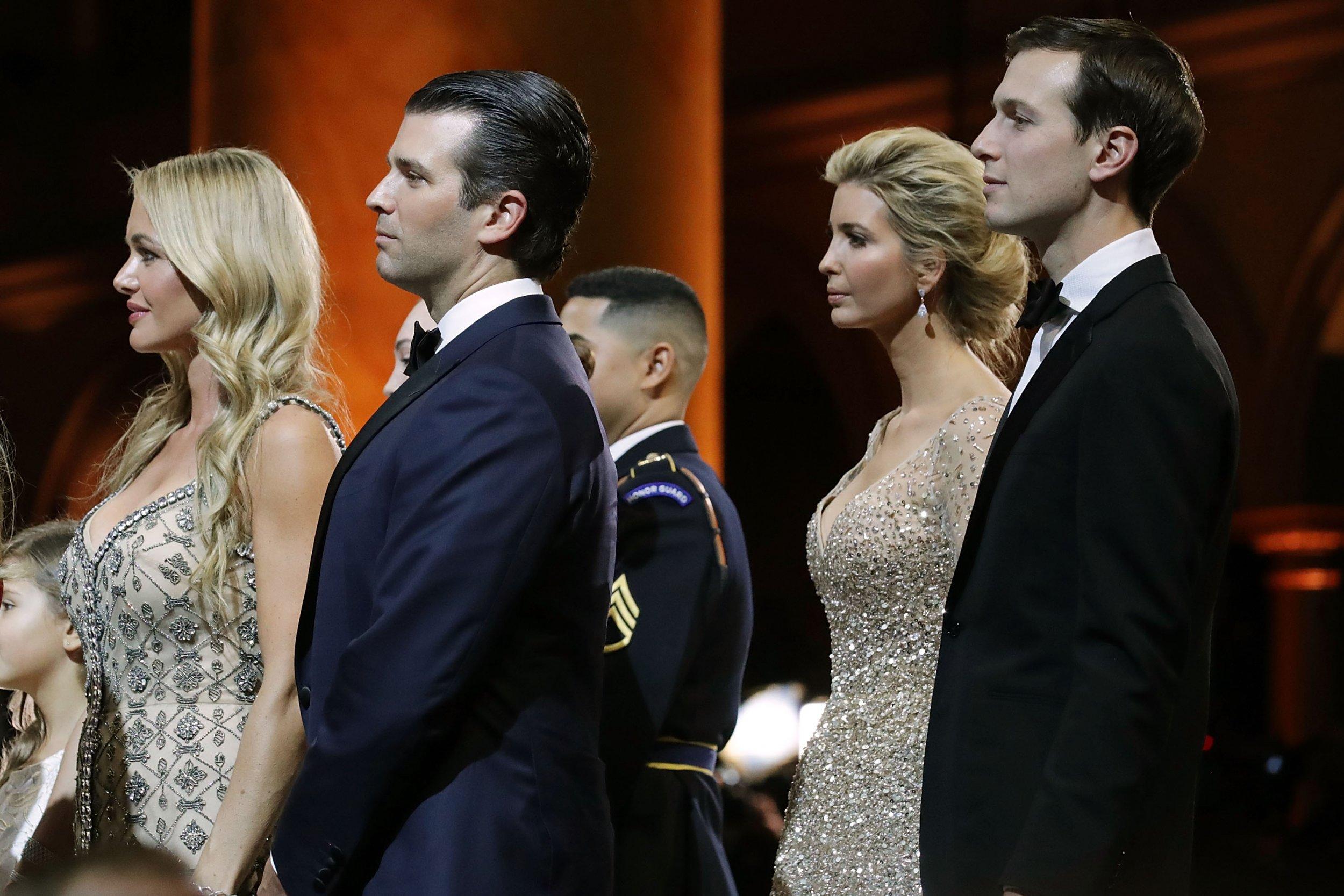 donald, trump, jr, jared, kushner, indicted, mueller