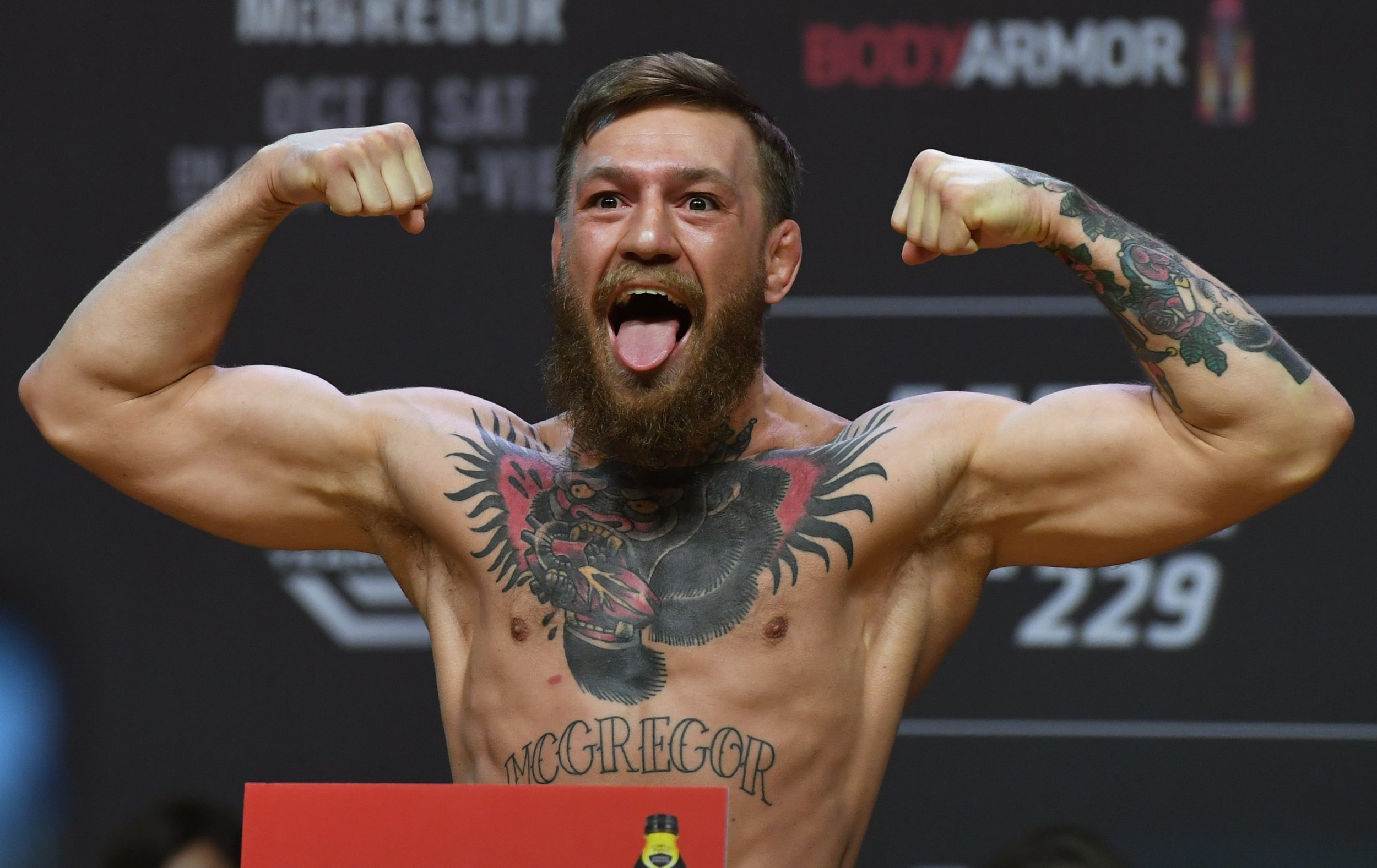 Conor Mcgregor To Wwe Irishman Gets Wrestlemania Invited After