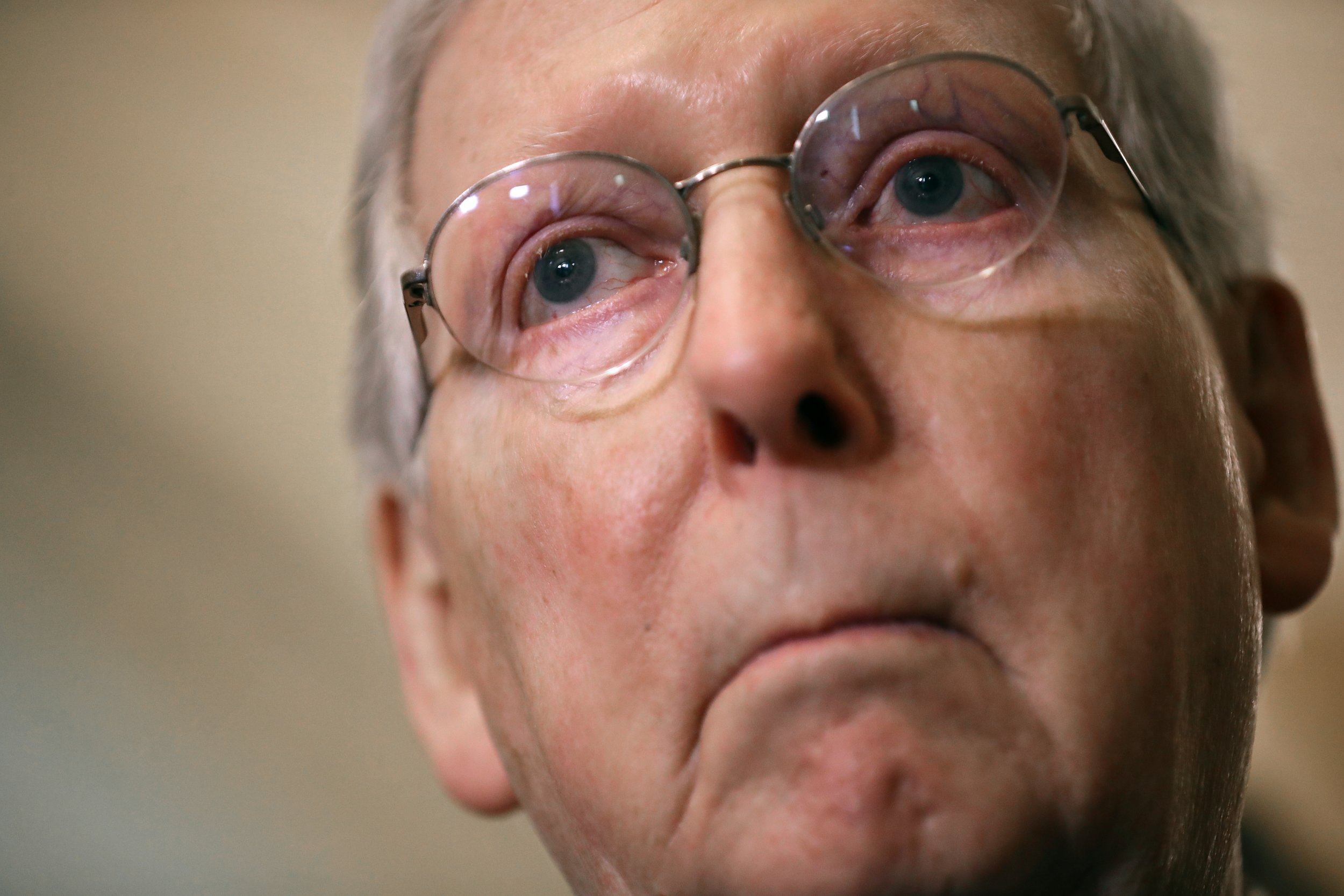 Mitch McConnell Senate Green New Deal