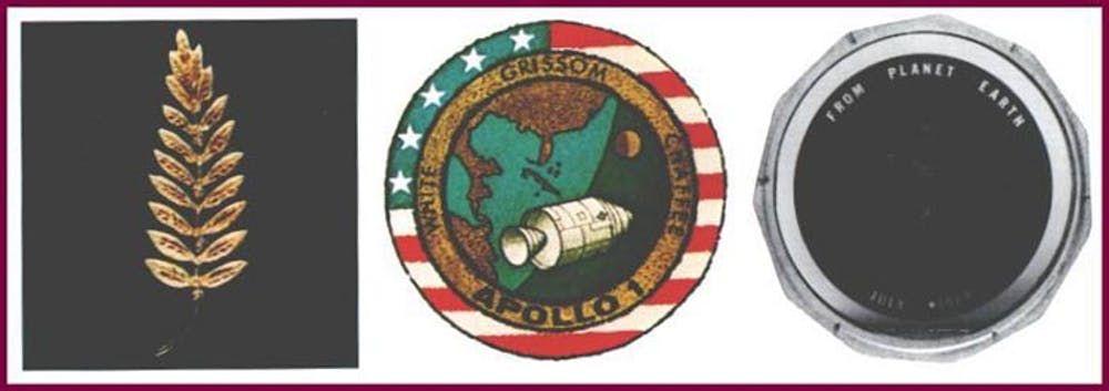 Apollo 1, Badge