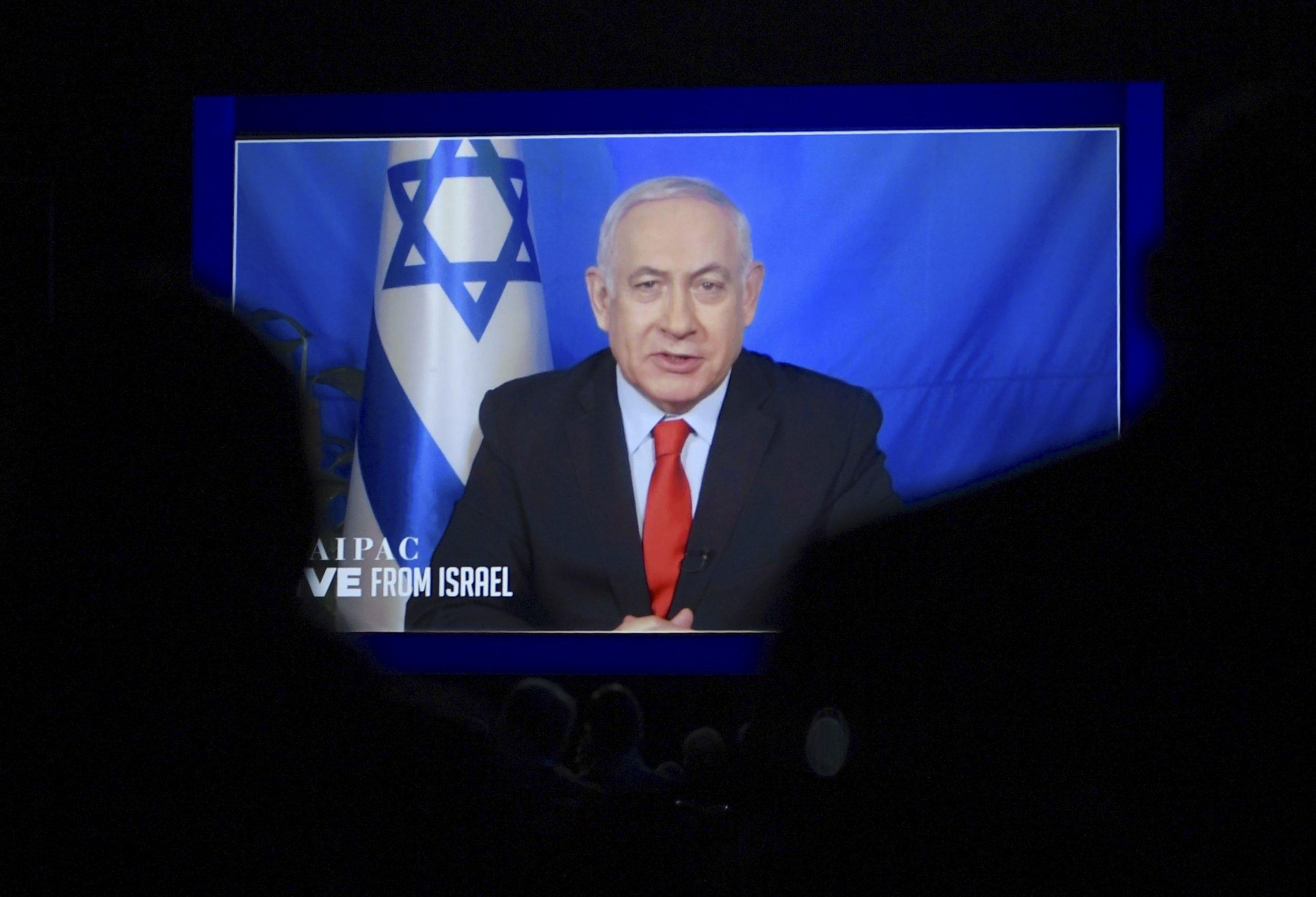 Benjamin Netanyahu Ilhan Omar anti-Semitism Benjamins