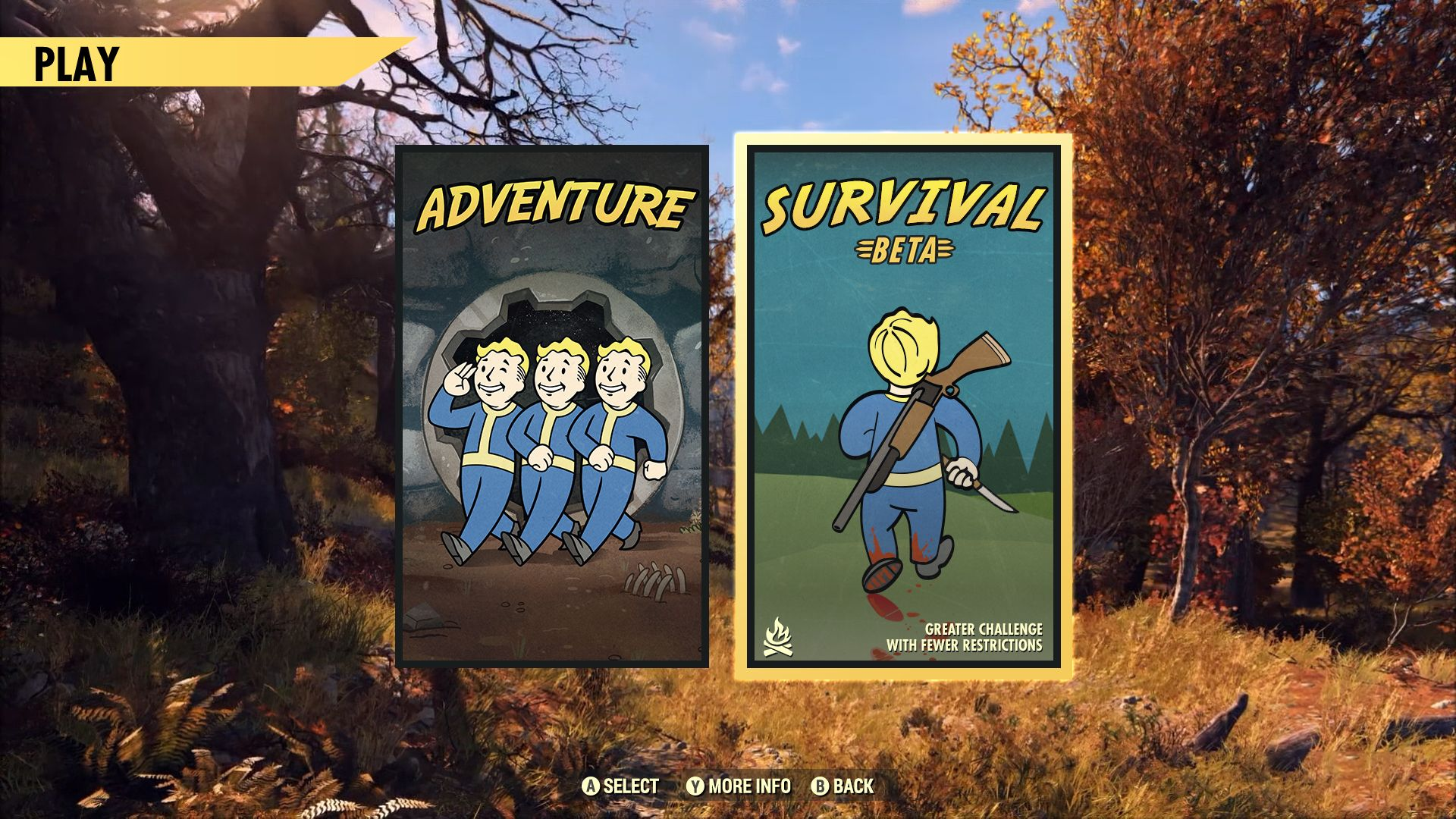 fallout 76 survival mode beta patch 7