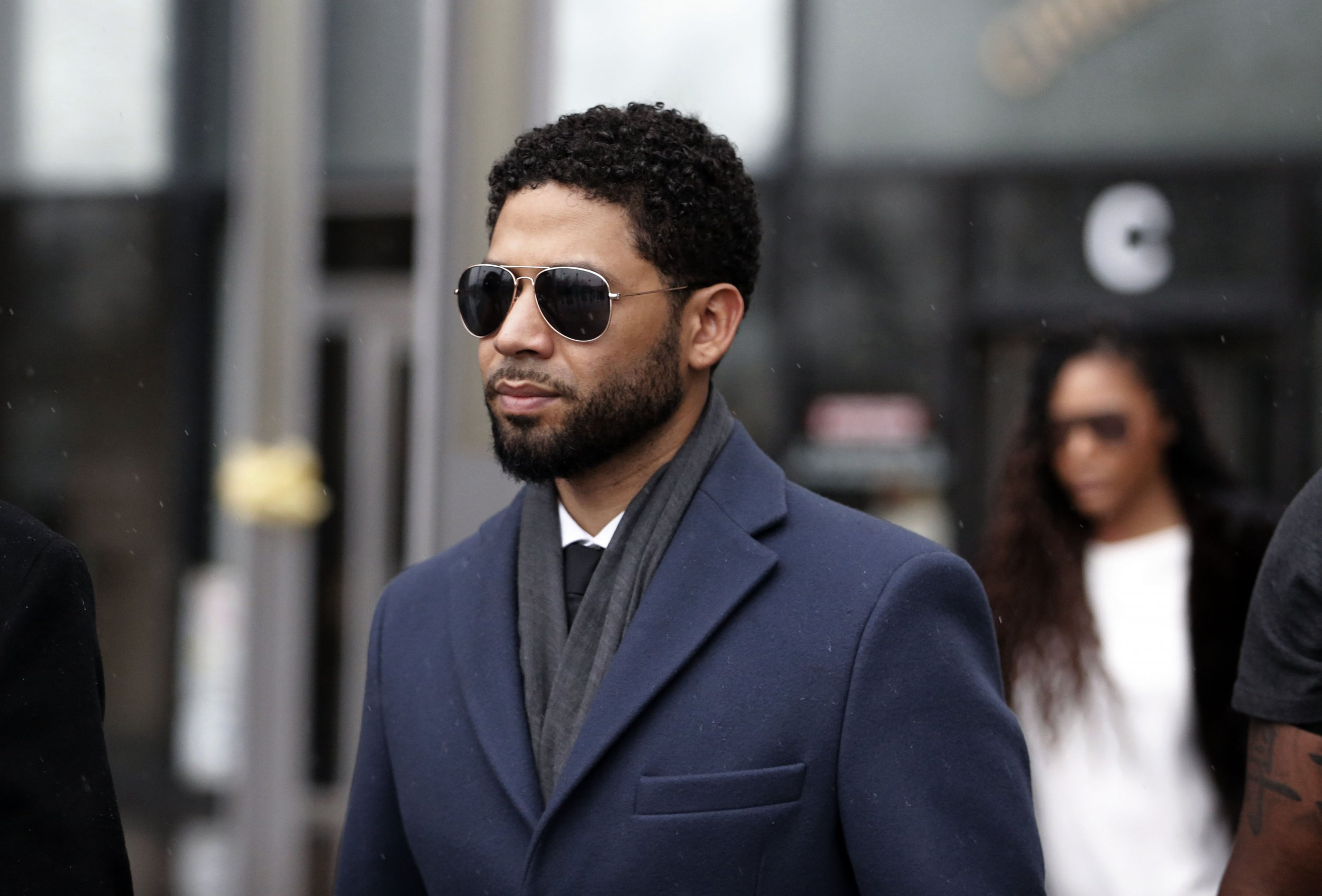 Jussie Smollett's attorney wants focus on role of brothers