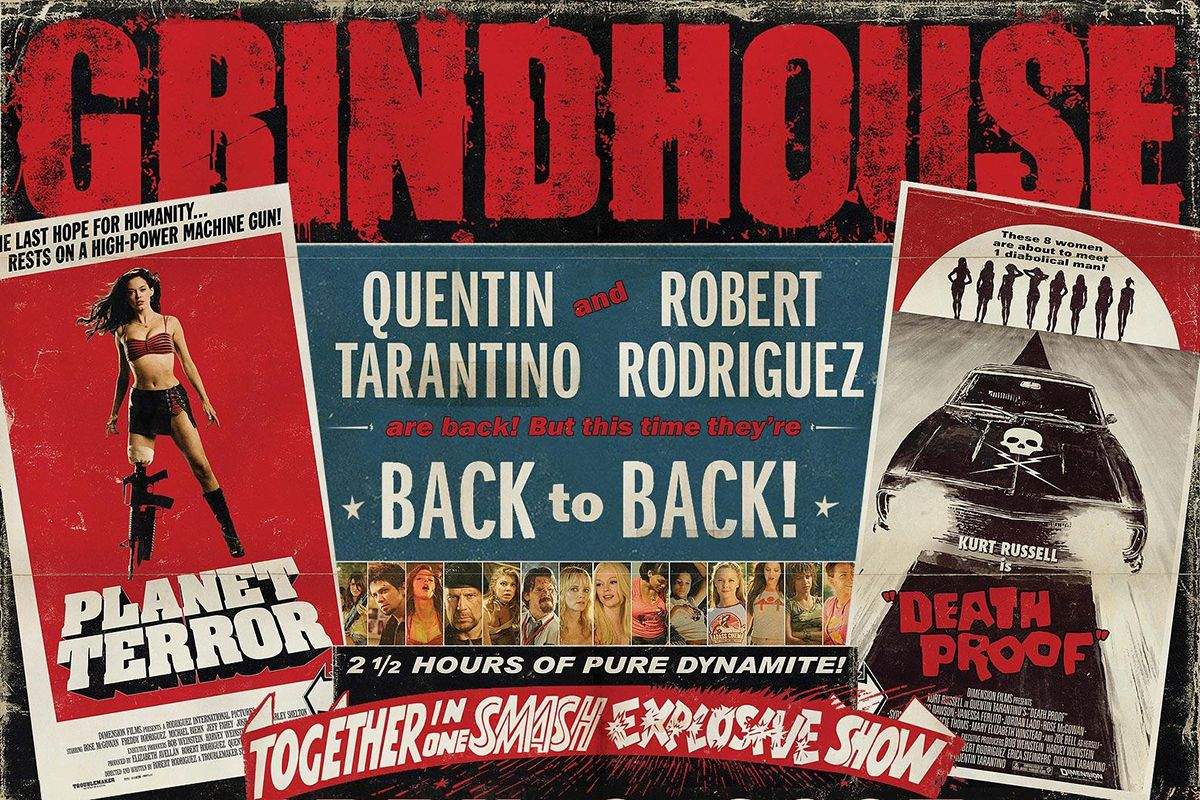 11 Grindhouse