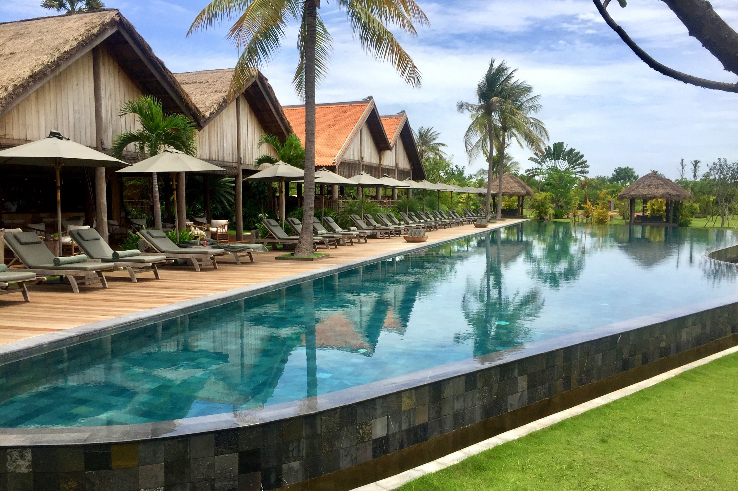 Phum Baitang Siem Reap Cambodia Pool