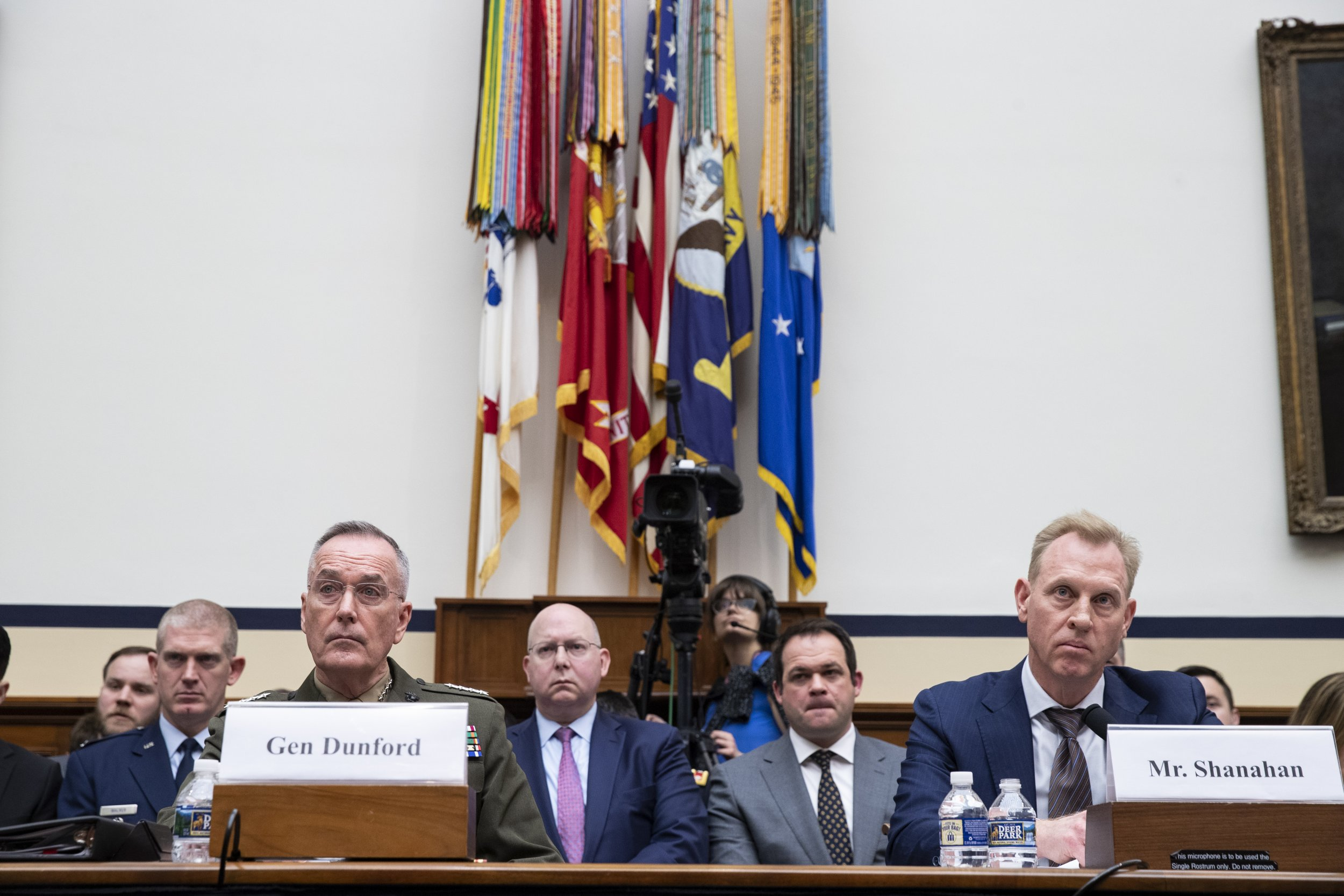 PentagonTestifying_26March2019