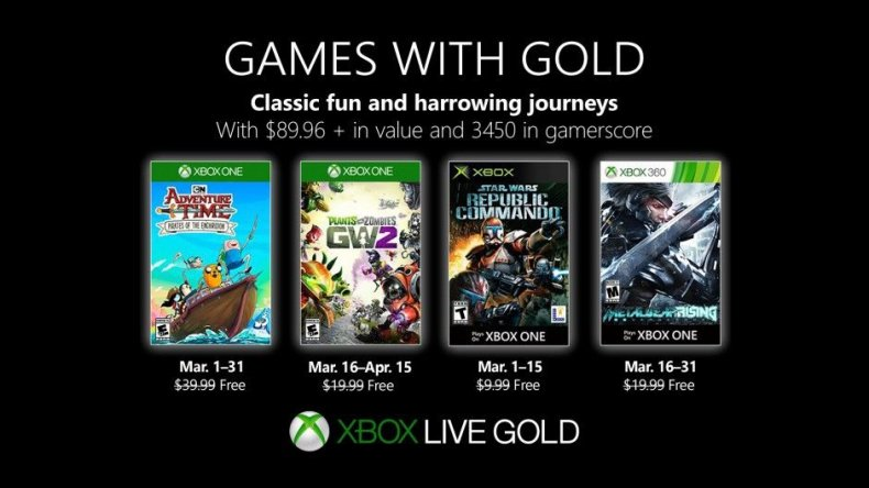 xbox, games, with, gold, april, 2019, free, technomancer, outcast, second, contact, battlefront