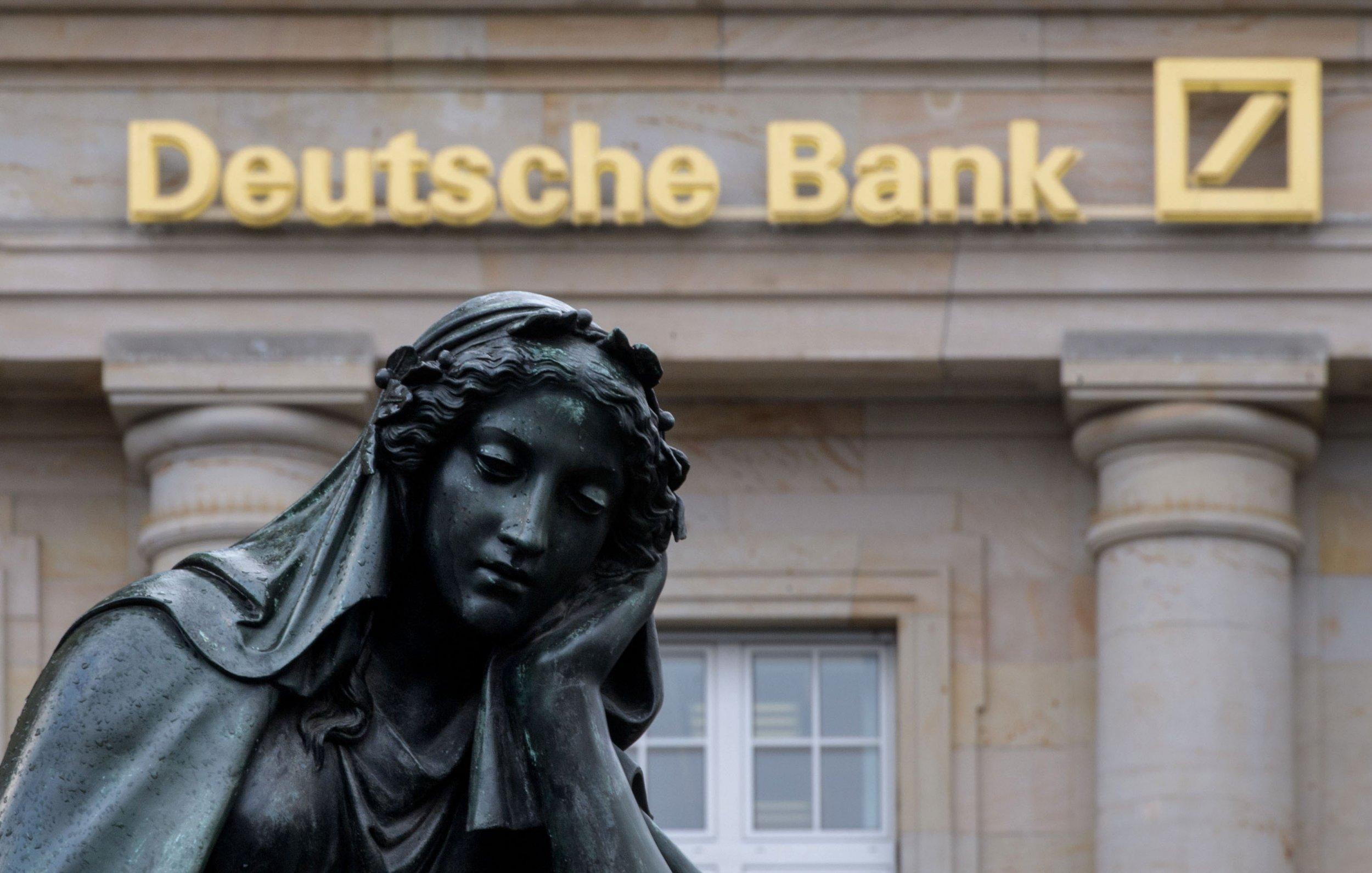 DeutscheBankDonaldTrumpMuellerReportMaxineWaters