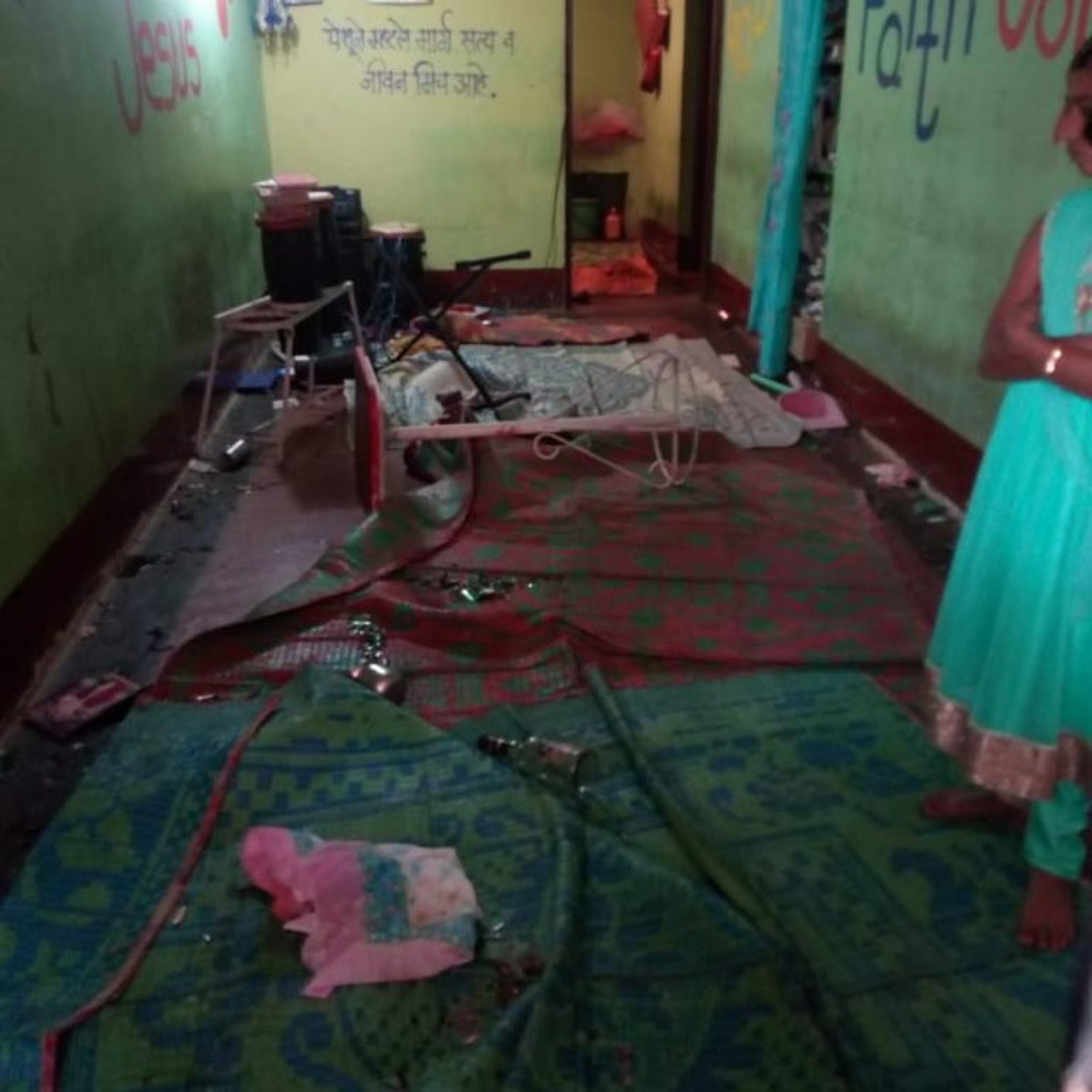 How Hindu Extremists Are Shutting Down Christian Churches: 'Why Are