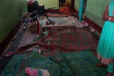 Hindu attacks on Christians in India //Kolahpur house church