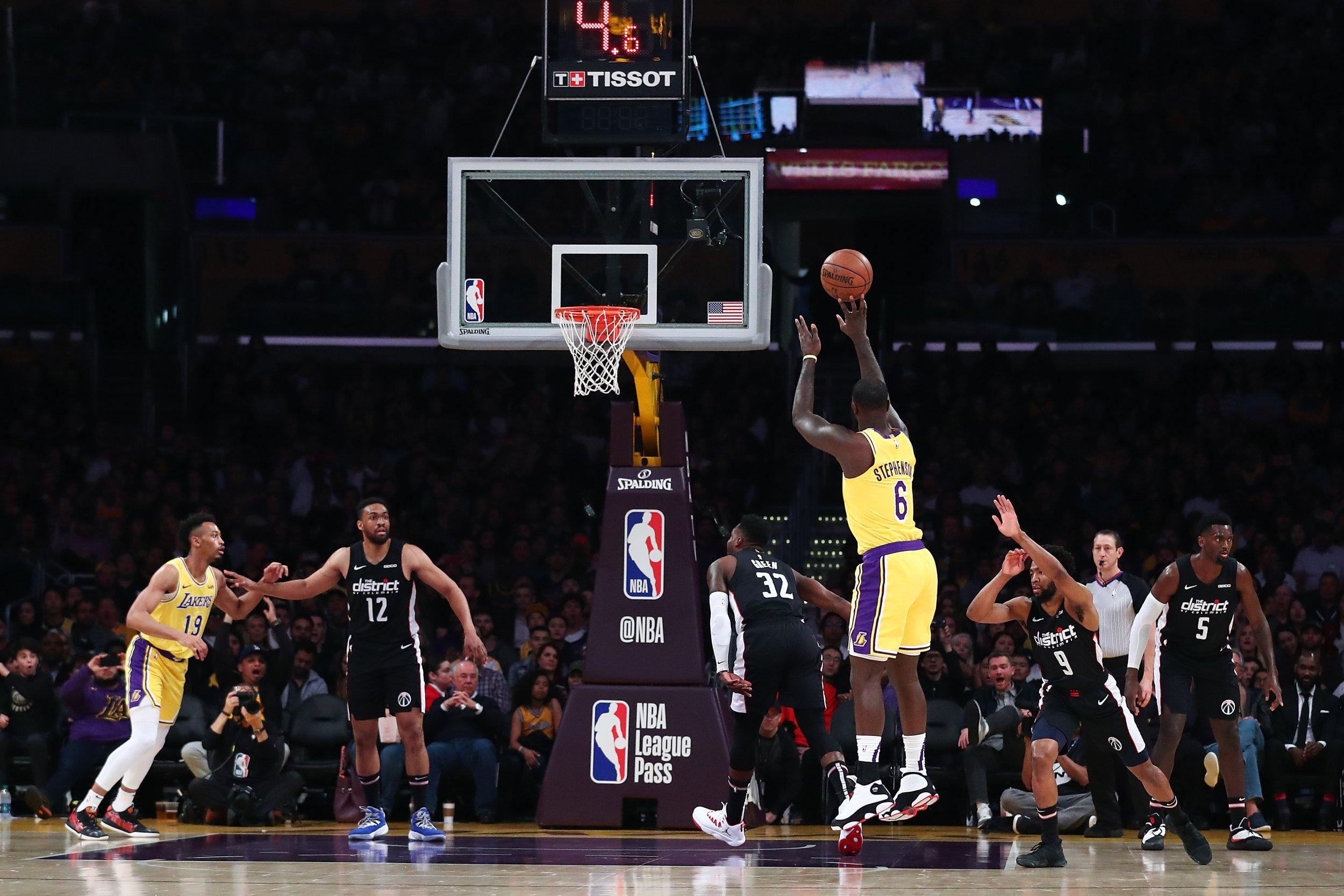 Lance Stephenson, Los Angeles Lakers