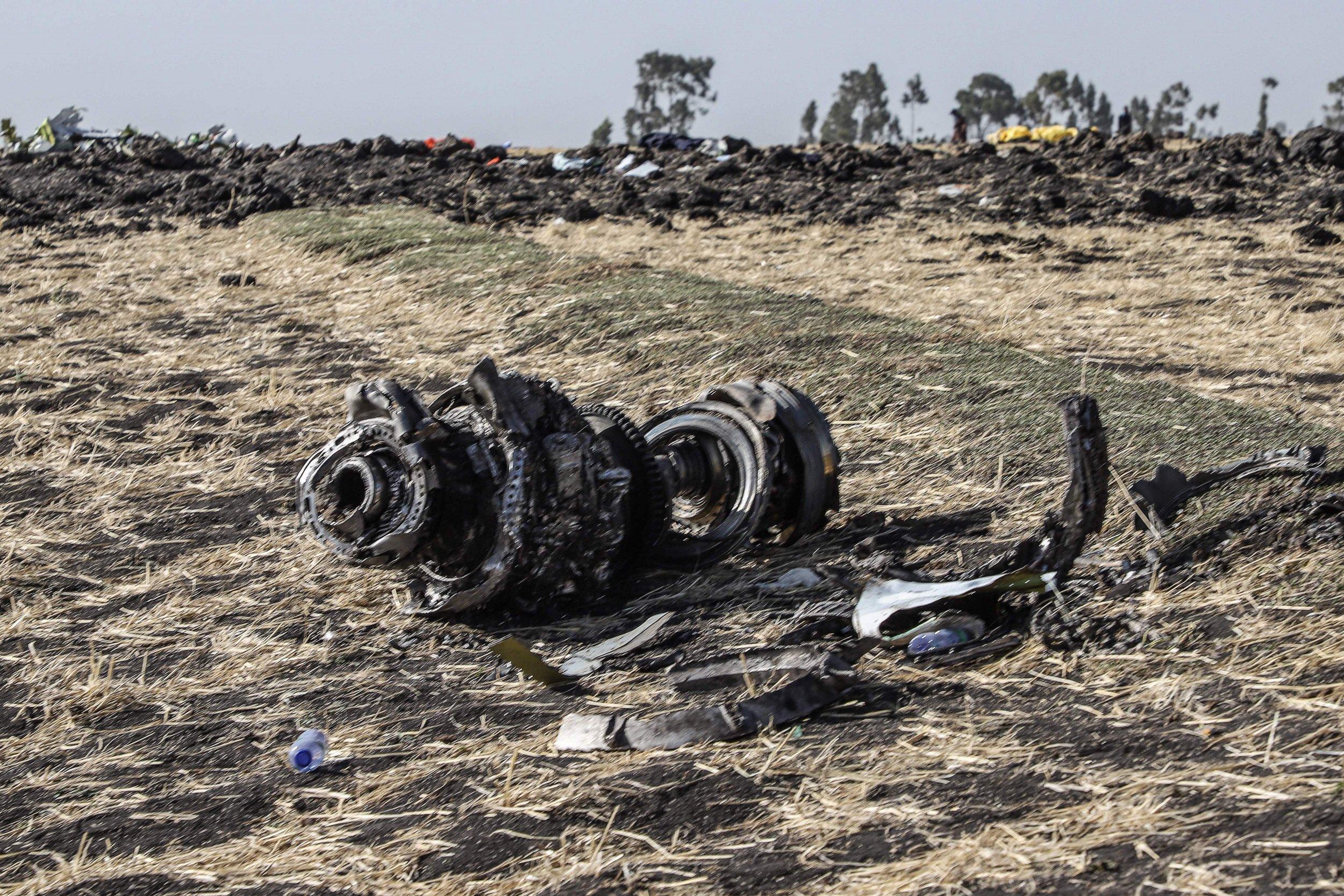 Ethiopia Alirlines crash