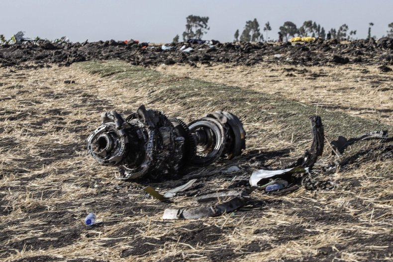 Ethiopia Alirlines crash
