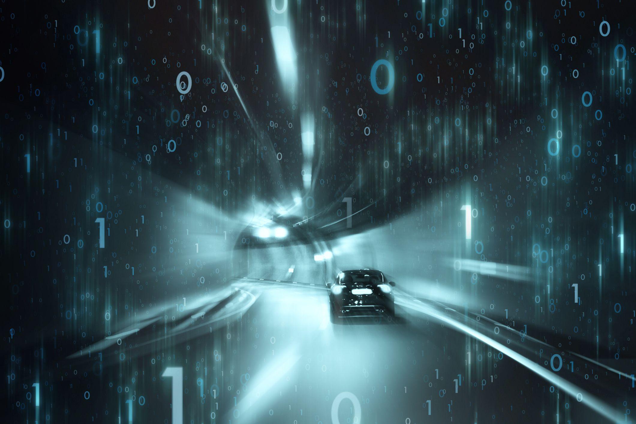 AI self driving car