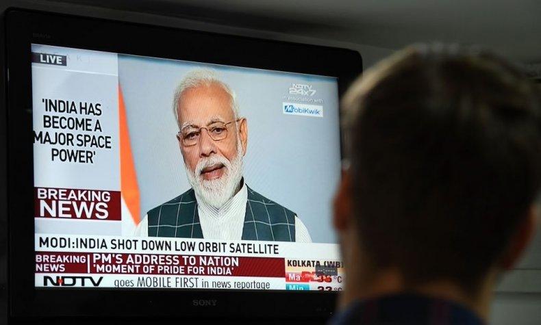 India Satellite