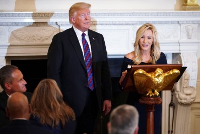 Donald Trump Paula White pastor