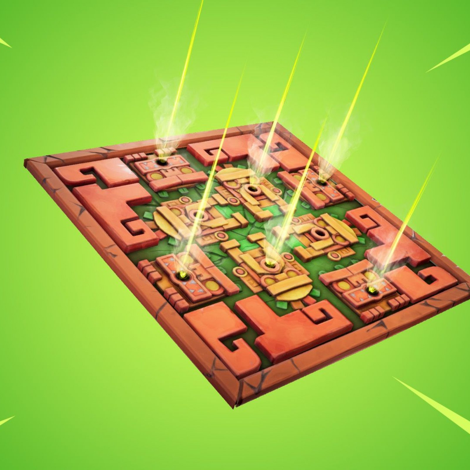 Fortnite Update 8 20 Adds Poison Trap Coconuts Floor Is Lava