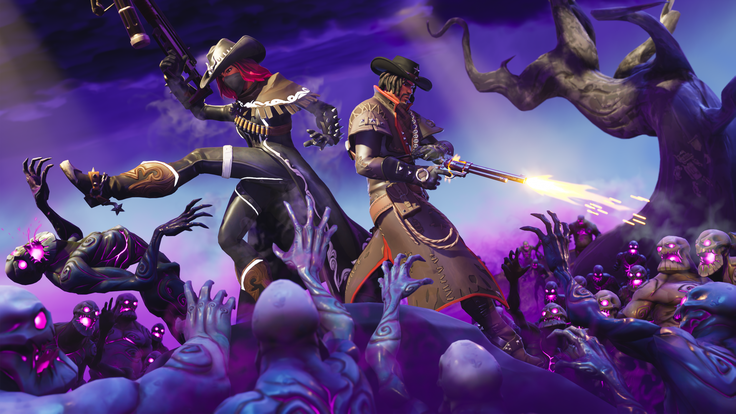 Fortnite' Update 8 20 Adds Poison Trap, Coconuts & Floor Is