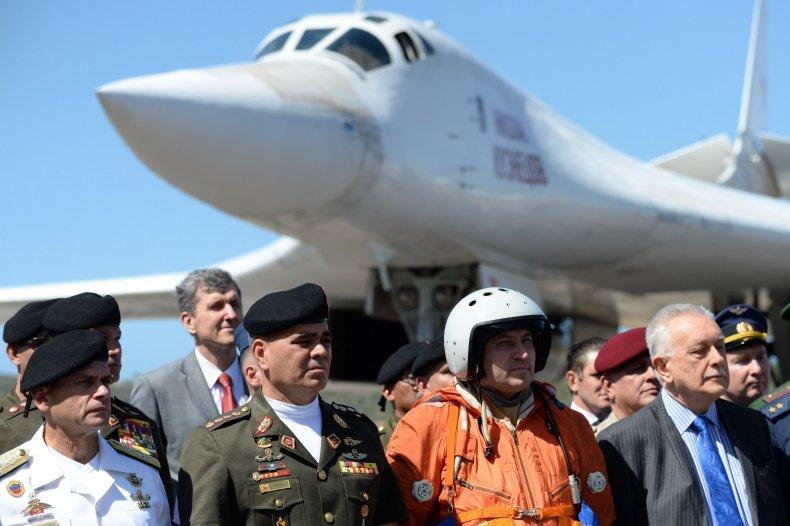 Venezuela Russia troops Nicolas Maduro cybersecurity