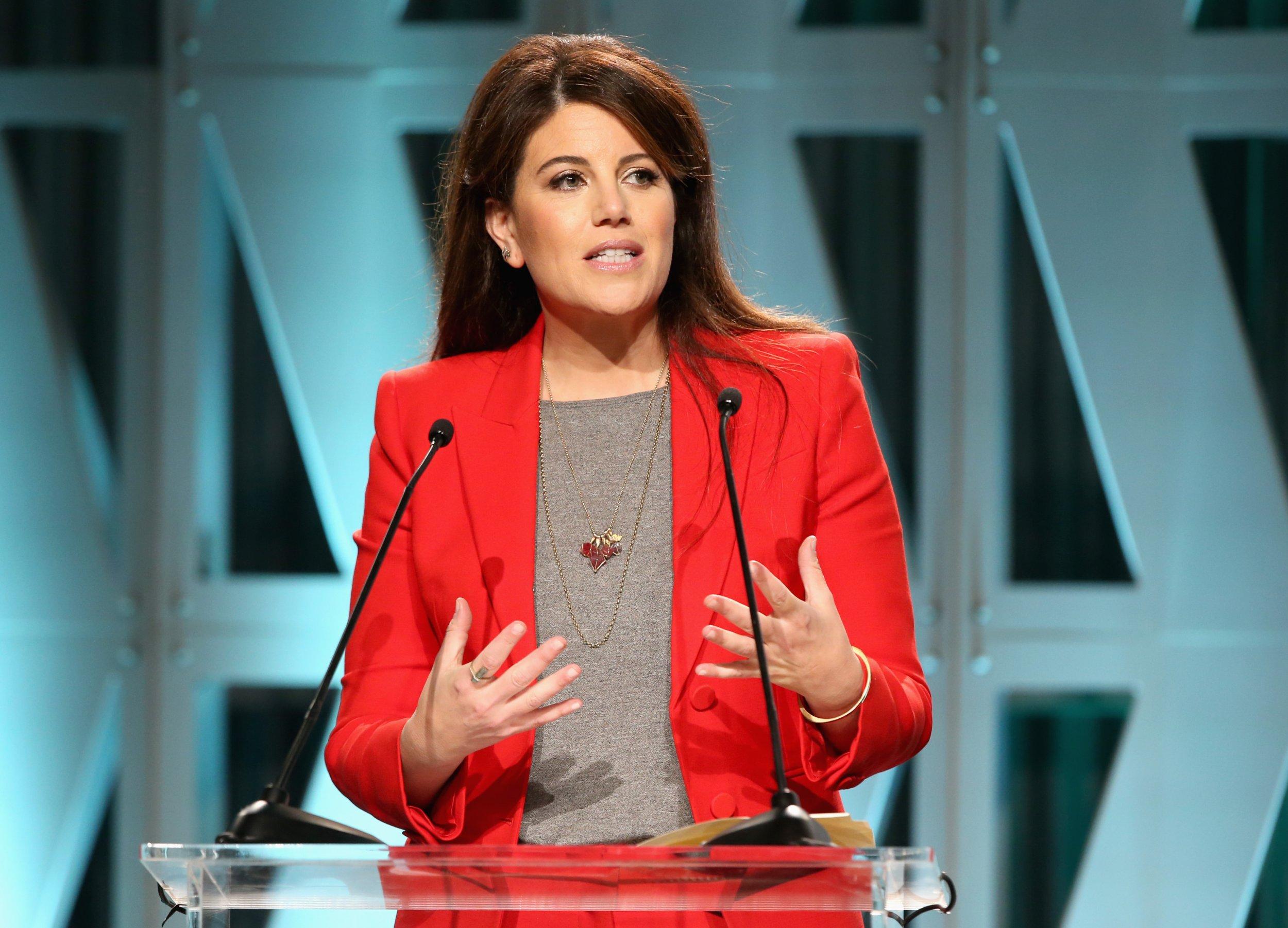 Monica Lewinsky, Starr Report