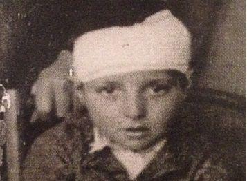 Vincente Spanish civil war orphan CROP