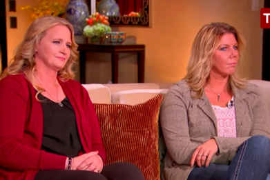 'Sister Wives' Meri and Christine Brown Vacation On Same Cruise But 'Don't Talk'