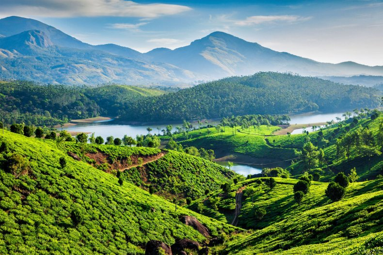 Oberoi Vrinda—Kerala, India