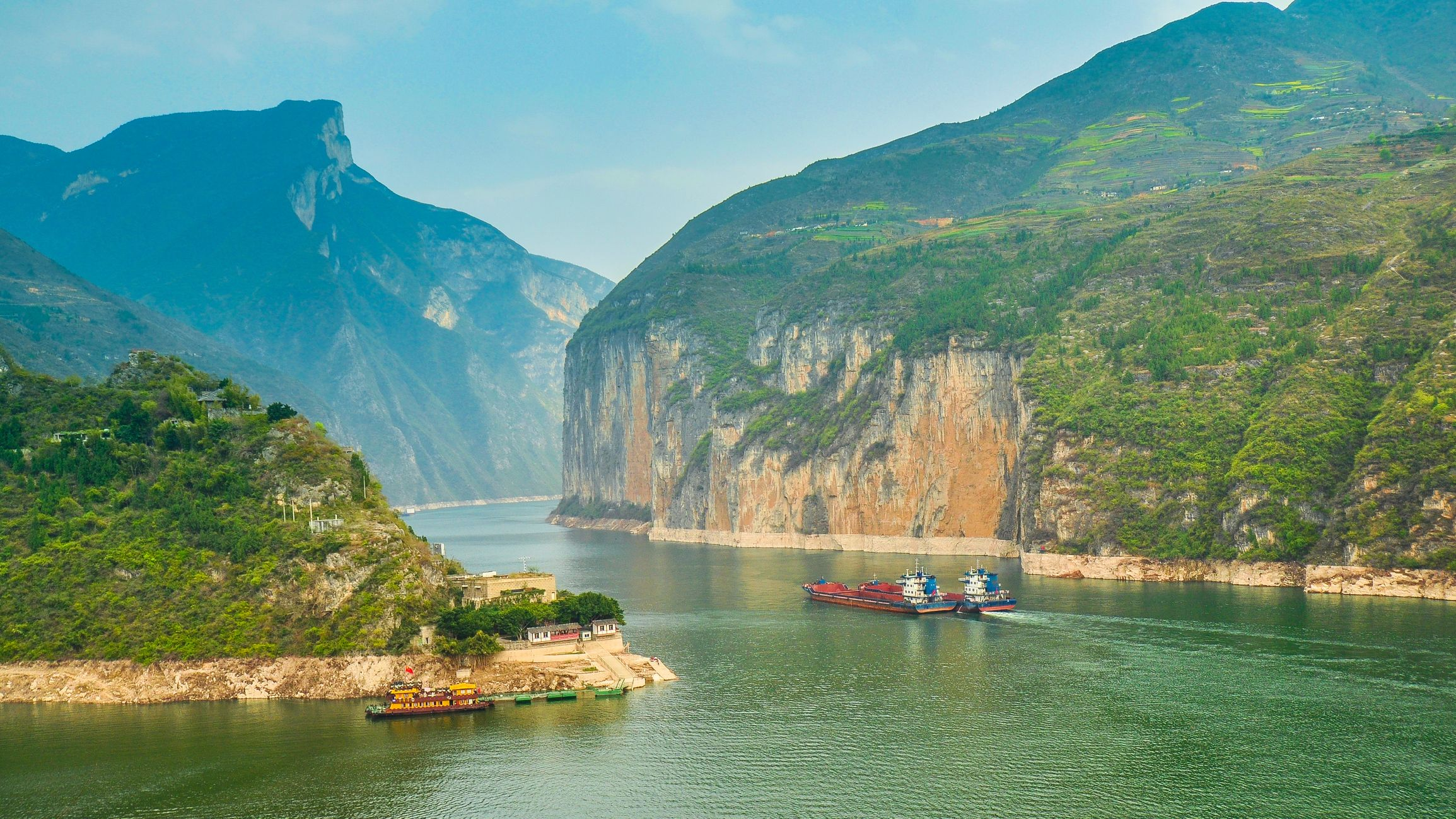 Sanctuary Retreats – Yangtze River, China