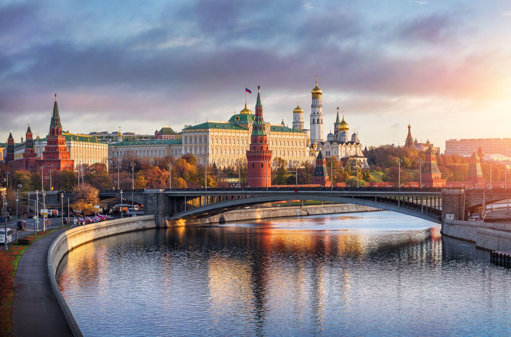 Viking River Cruises – Delta River, Russia