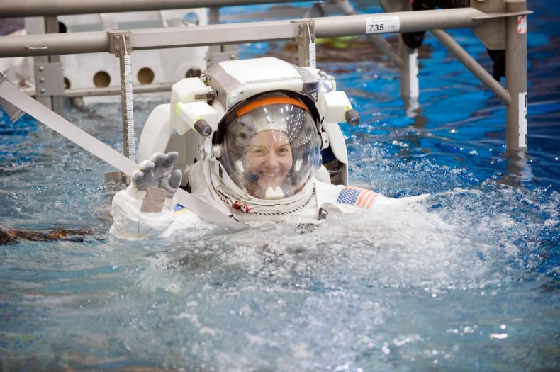 cady coleman astronaut