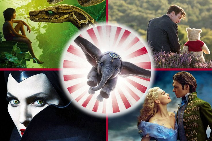 Ranked: All of Disney's Live-action Remakes from
