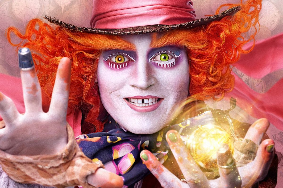 02 Alice Through the Looking Glass