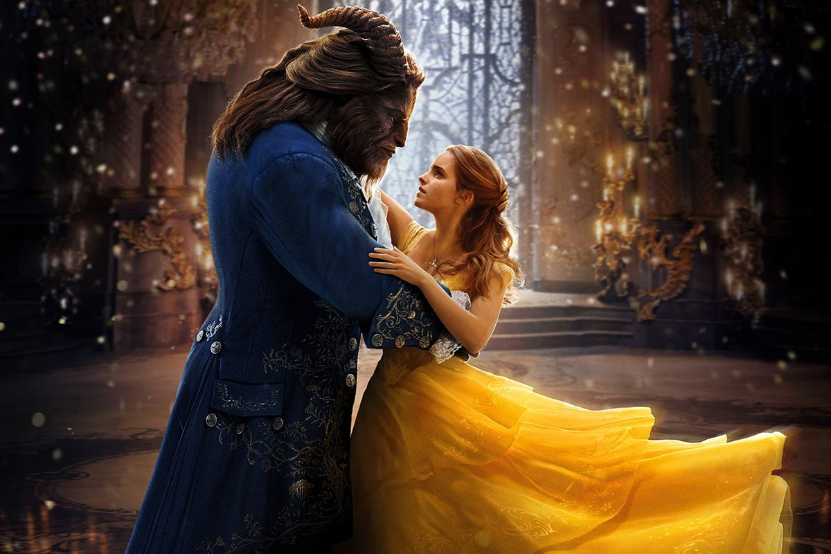 09 Beauty and the Beast