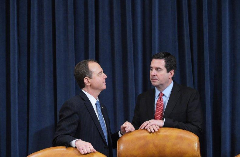 Adam Schiff, blasts, Republicans, Trump Jr, Kushner