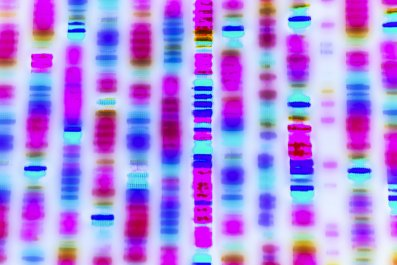 dna sequence stock getty