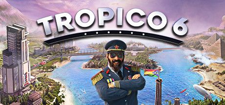 tropico 6 release time steam download header