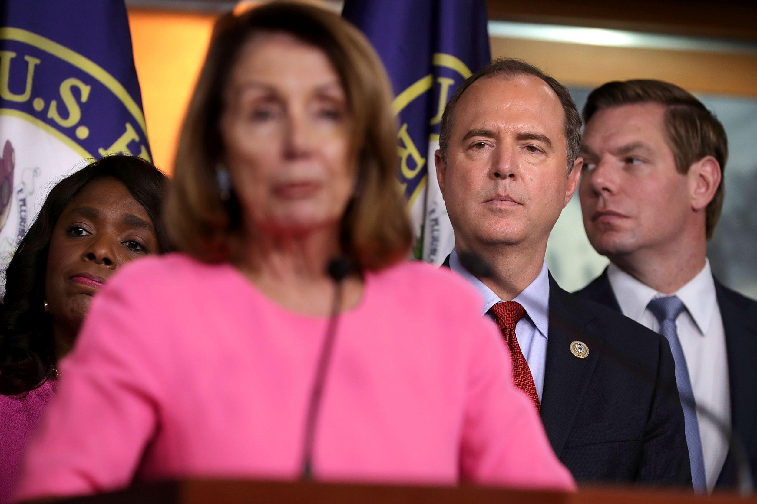 Nancy Pelosi, Trump, Republicans, fear, truth, Adam Schiff