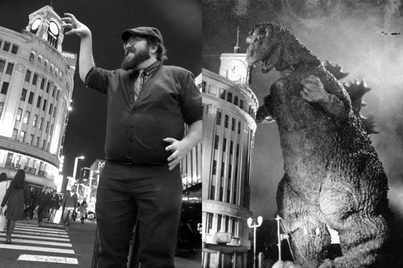 Mo vs Godzilla