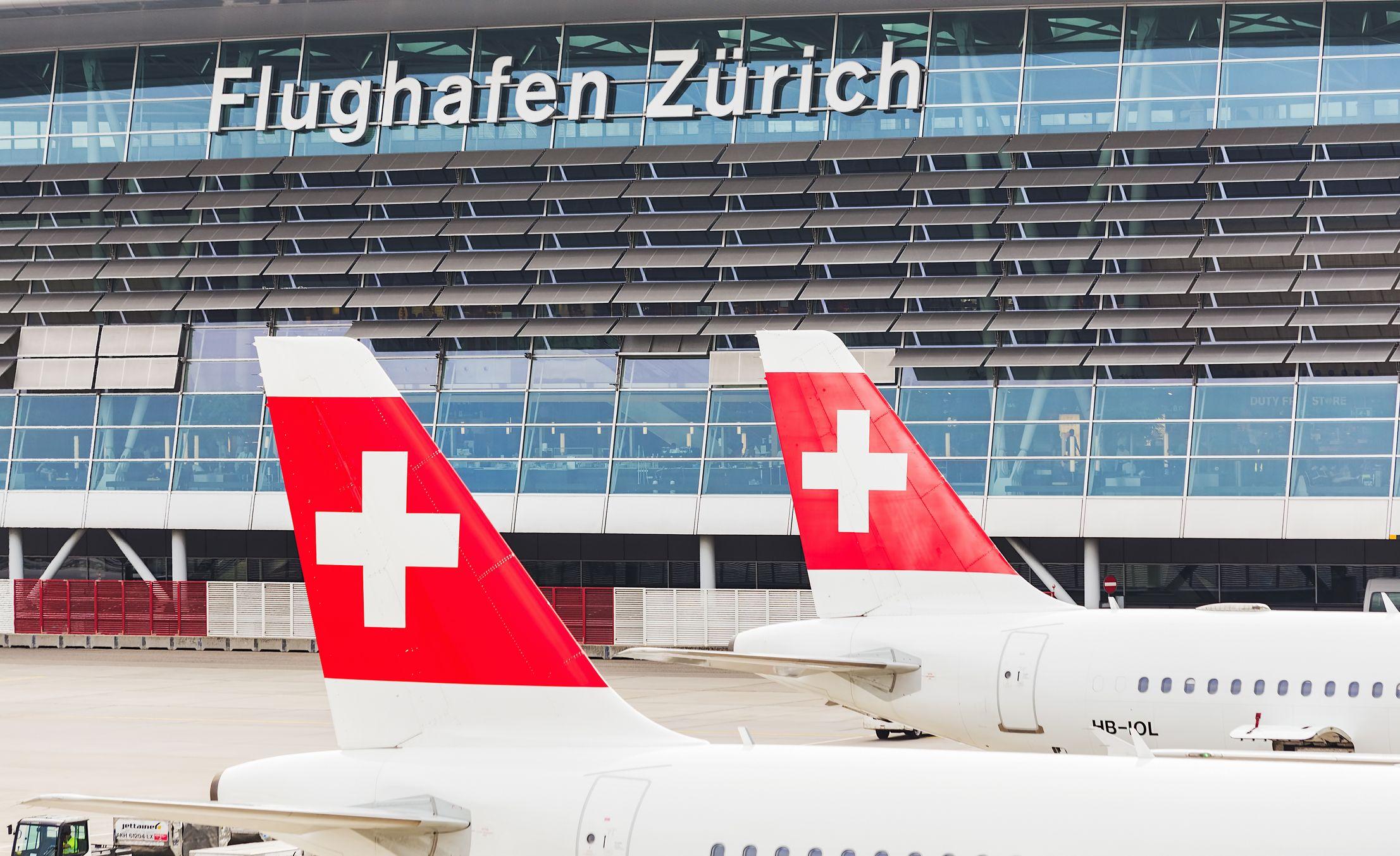 10 Zurich Airport