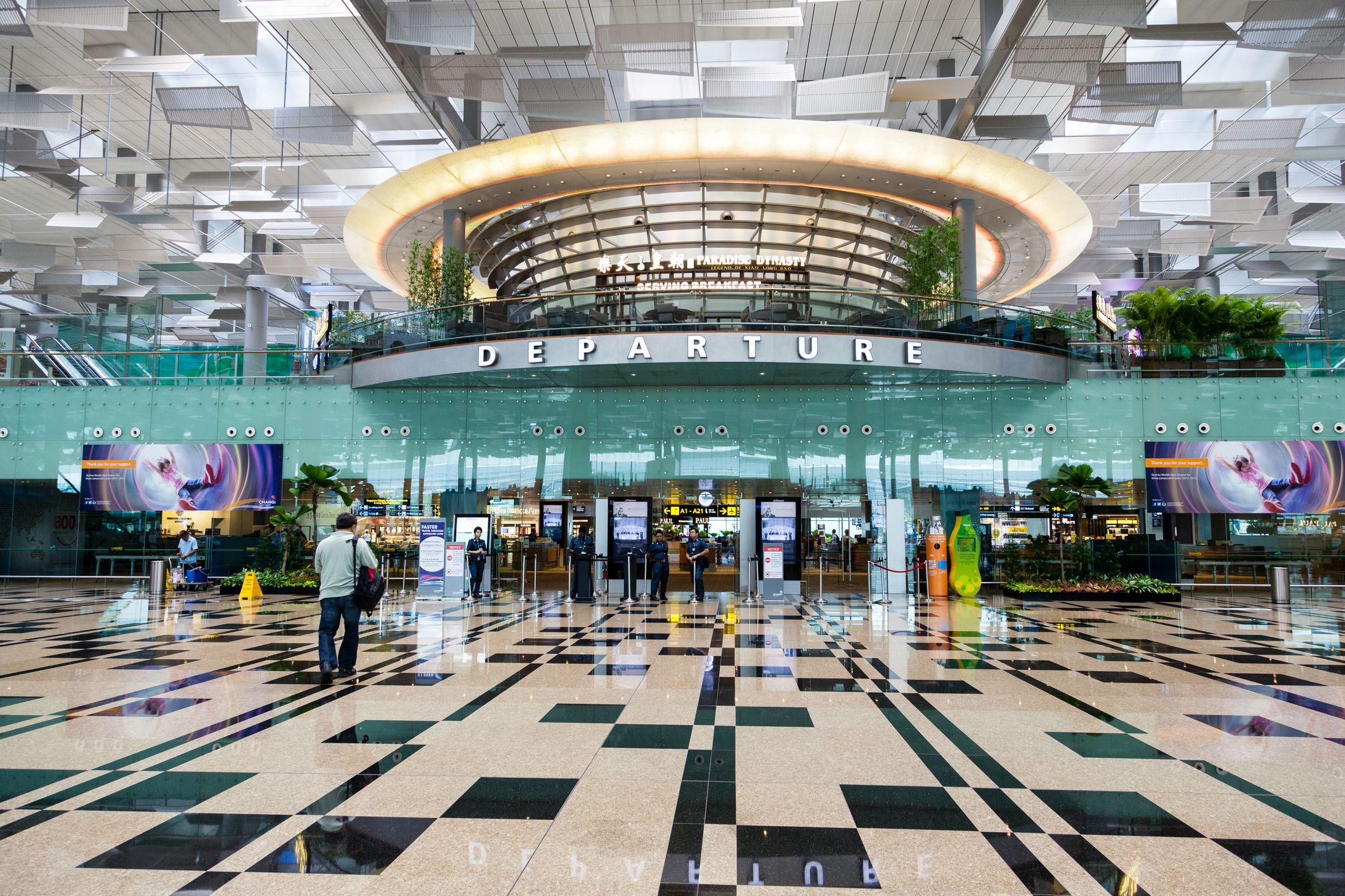 2 Singapore Changi Airport