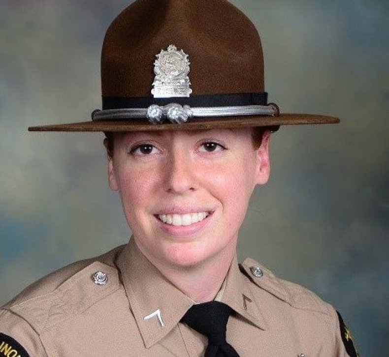 Trooper Brooke Jones-Story