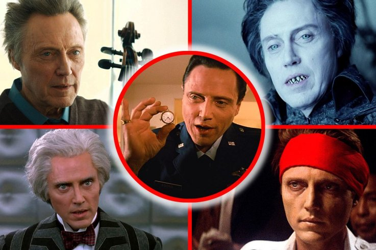 Christopher Walken S 76th Birthday His 20 Best Movies Ranked