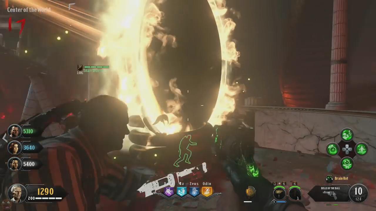 Black Ops 4 ancient evil easter egg 54 boss entrance