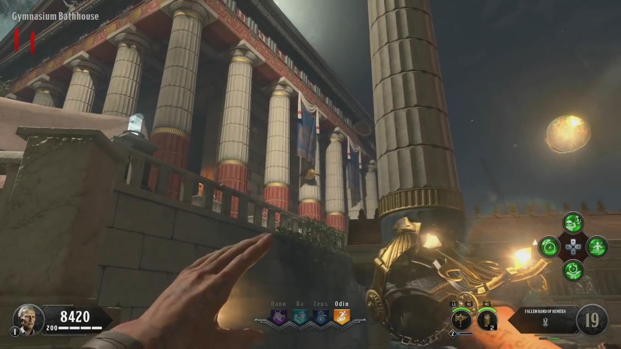 Black Ops 4 ancient evil easter egg 17 mirror 3