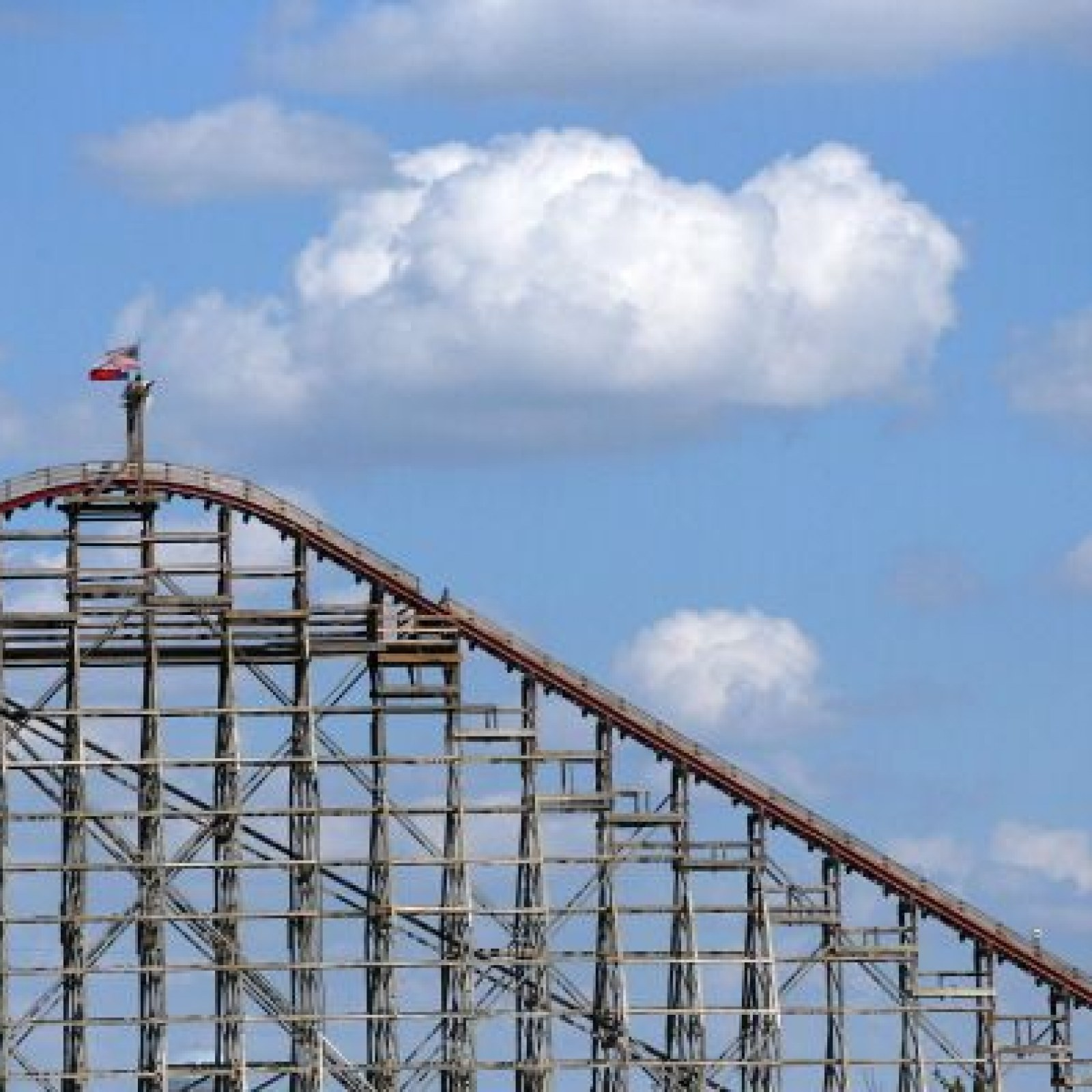 Teen Claims Six Flags Over Texas Denied Him Job Because his
