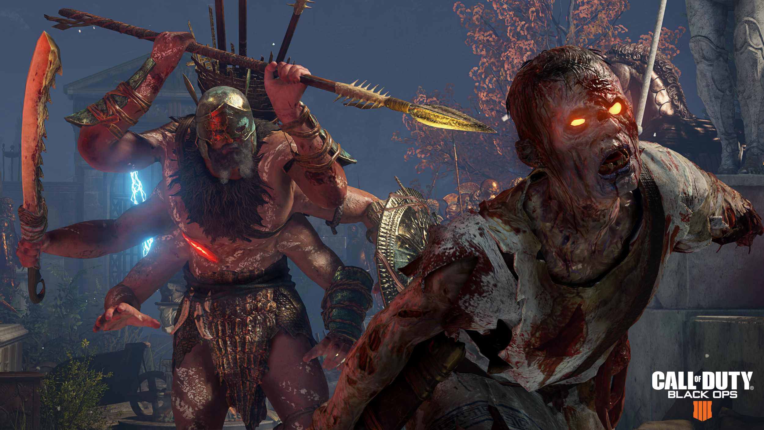 Call of Duty: Black Ops 4' Zombies Ancient Evil Easter Egg